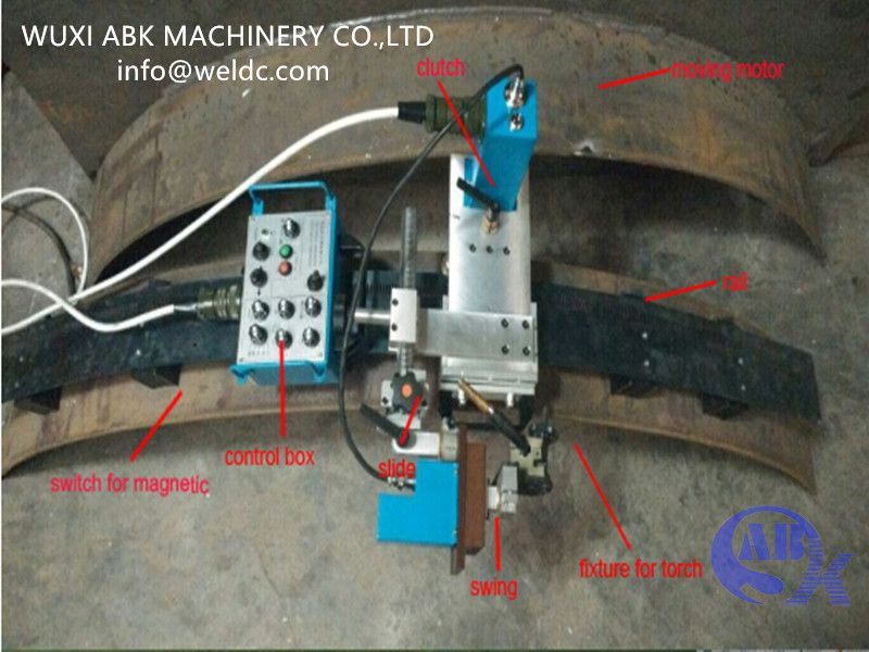 Tank Horizontal Welding Machine